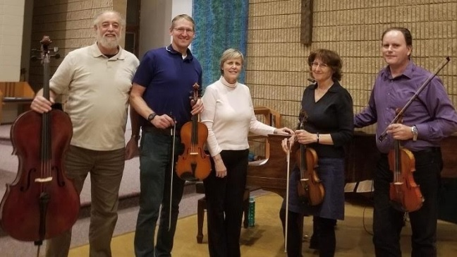Quintet Ascension & The Kentucky Warblers Piano Trio