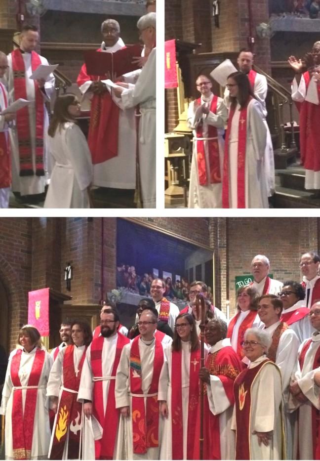 Lauren's Ordination cr